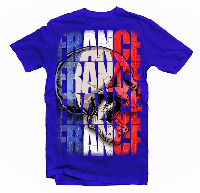 France Tshirt