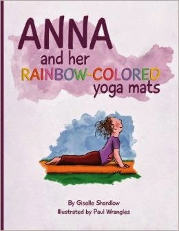 http://www.kidsyogastories.com/product/anna-and-her-rainbow-colored-yoga-mats