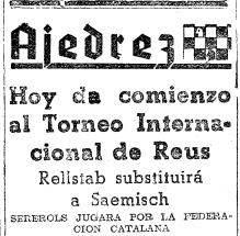 Recorte de prensa de El Mundo Deportivo