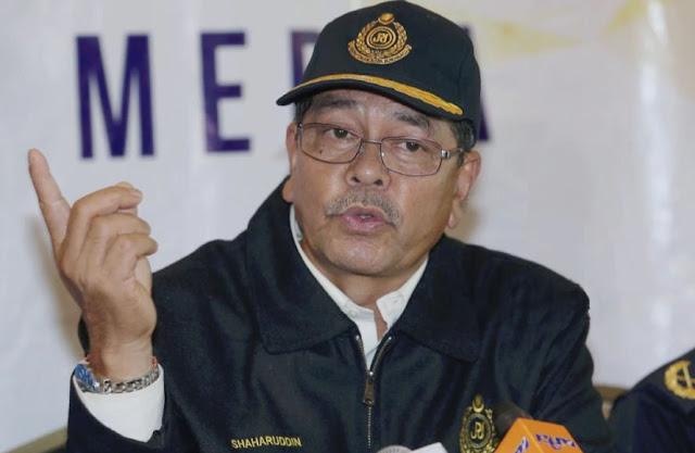 Ketua Pengarah JPJ, Datuk Seri Shaharuddin Khalid