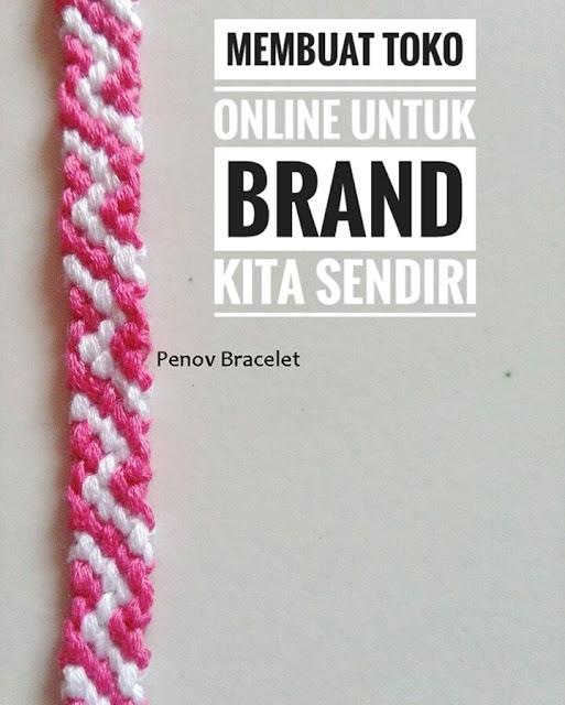 membuat toko online untuk brand kita sendiri