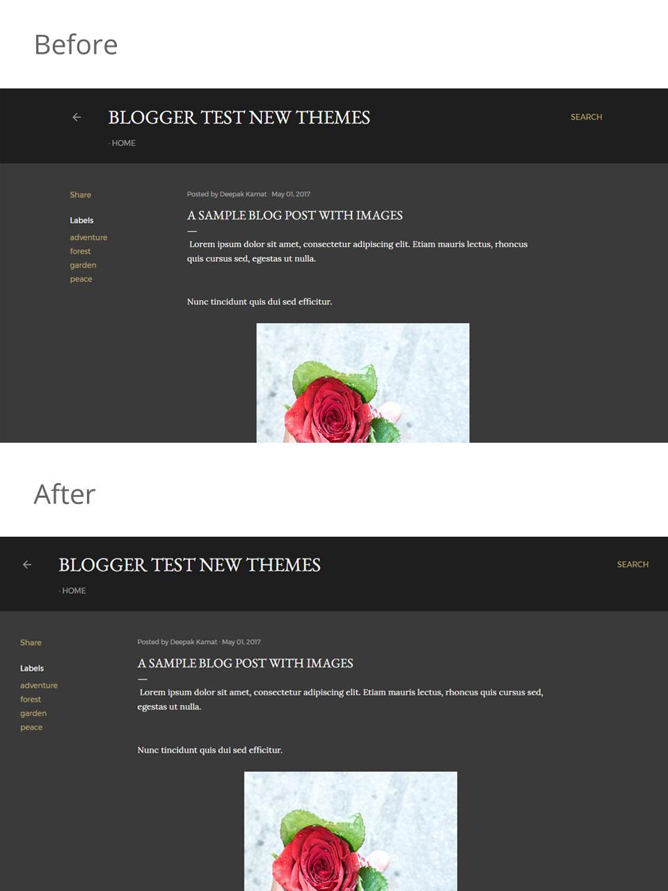 Customizing Body Width of Soho Blogger Theme | StramaXon
