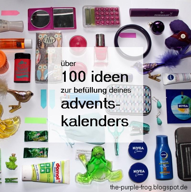 The Purple Frog über 100 Ideen Für Die Befüllung Deines