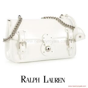 Crown Princess Victoria style RALPH LAUREN Ricky Chain Bag
