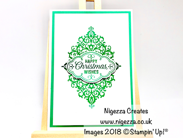 Flourish Filigree by Stampin Up