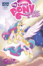 MLP Friendship is Magic #4 Comic Cover Jetpack Variant