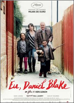 capa Eu, Daniel Blake | Dual Áudio Dublado