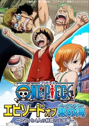 One Piece: Episode of East Blue 01/01 [HDL] 600 MB [Sub.Español] (MEGA)