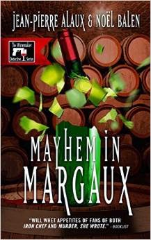 Mayhem in Margaux cover