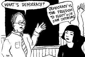 Pengertian Demokrasi Rakyat