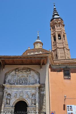 Calatayud, Colegiata de Santa María la Mayor