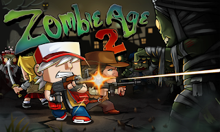 Zombie Age 2 Apk v1.2.0 Mod Unlimited Money+Ammo Terbaru