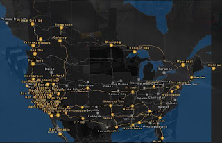 American Truck Simulator MEXUSCAN 1.7.1 MAP Download MODs