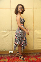 Actress Aditi Myakal Looks gorgeous in Sleeveless Deep Neck Top at Ami Tumi success meet ~  Exclusive 031.JPG