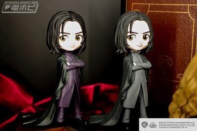 Severus Snape Q posket de Harry Potter