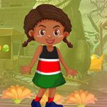 G4K Placid Girl Escape