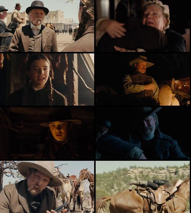True Grit 2010 Dual Audio Hindi 720p