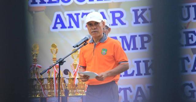 Berebut Piala Wali Kota, Turnamen Bola Voli Tingkat Kelurahan se Palopo Dihelat