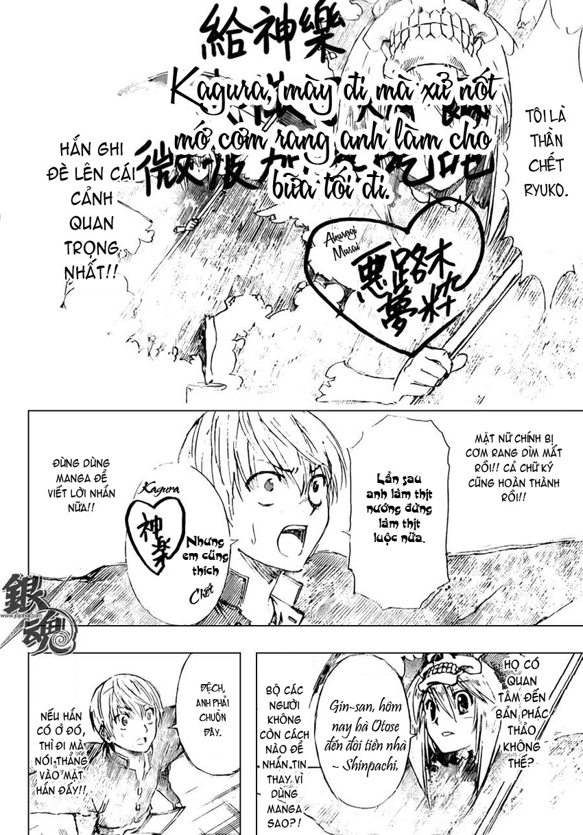 Gintama Chap 361 page 17 - Truyentranhaz.net