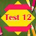 चालु घडामोडी टेस्ट 12 ; 20 प्रश्न