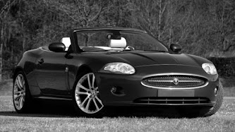 Wallpaper: Jaguar XK Car