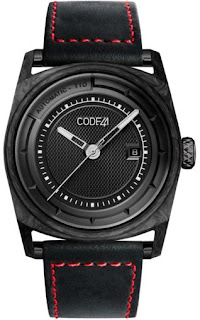 Montre Code41 Anomaly-02 Carbone Forgé