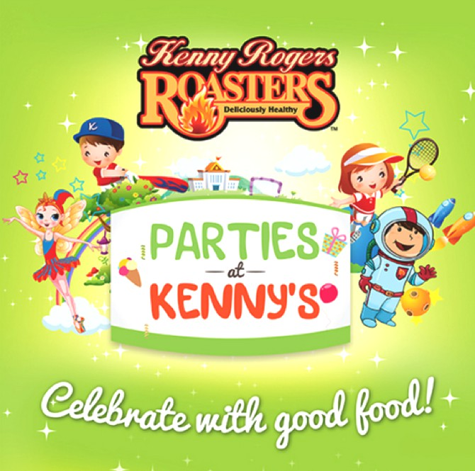 Moms Kiddie Party Link: Fast Food And Restaurant Party