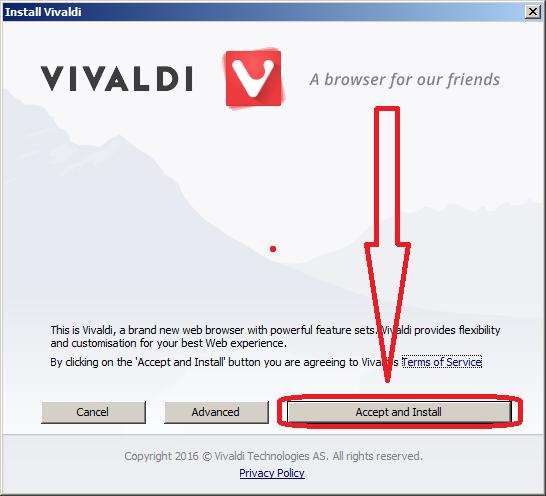 تحميل متصفح Vivaldi في نسخته الأخيرة بمميزات جد عالية