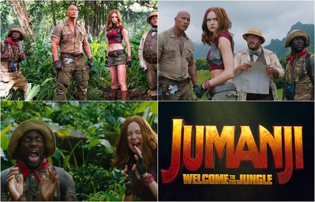 Resultado de imagem para Jumanji 2 : Bem-Vindo à Selva