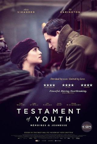 Testament of Youth [2014] [DVD9] [NTSC] [Latino]