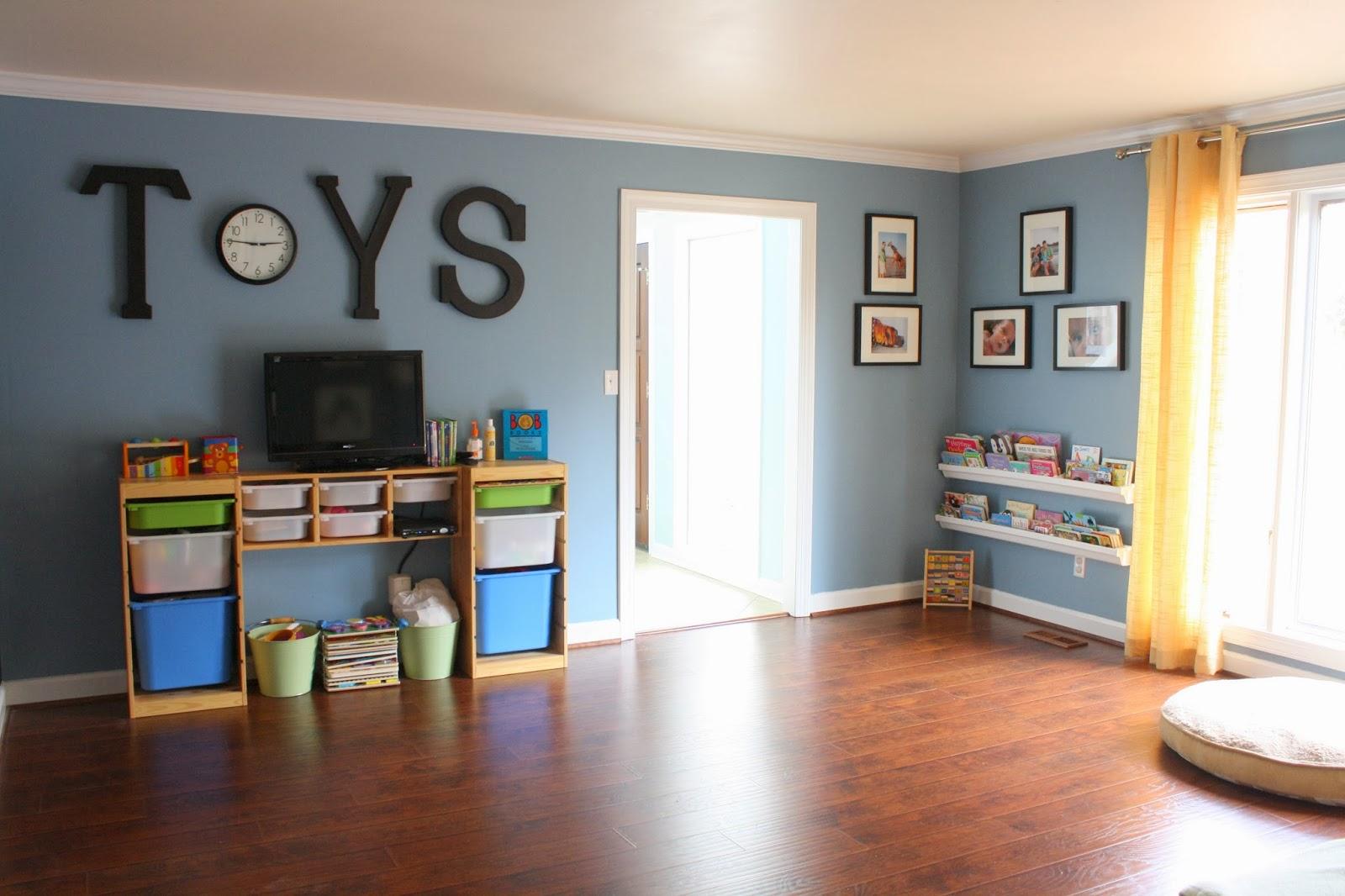 Isn T It A Hy Playroom
