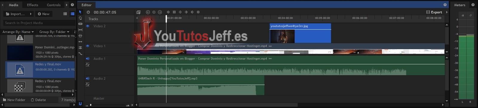 editor de video gratis para pc