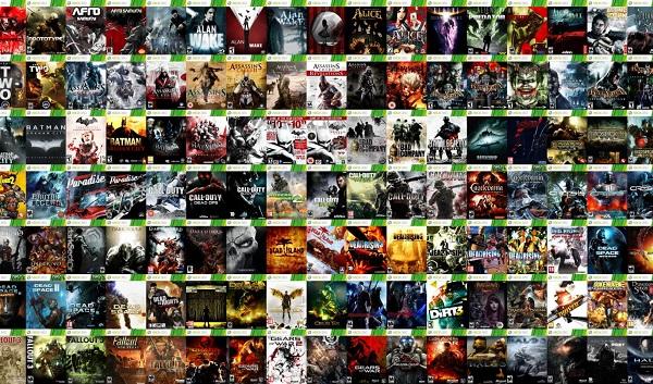 Todo Lo Que Quieres Sobre Xbox 360 Y Mas Lista De Todos Los Juegos