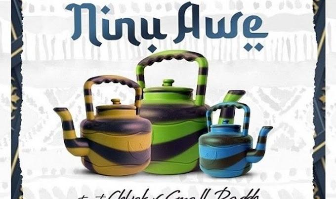 Music: Abramsoul Ft. C Blvck & Small Baddo – Ninu Awe