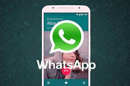 Begini Cara Video Call Group di Aplikasi WhatsApp Dengan Teman-Teman Terbaru
