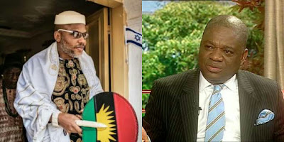 Goto of Orji Uzor Kalu And Nnamdi Kanu