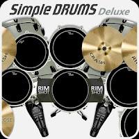 Simple Drums Deluxe - Drum set Mod APK v1.3.6 Tanpa Iklan Versi Terbaru