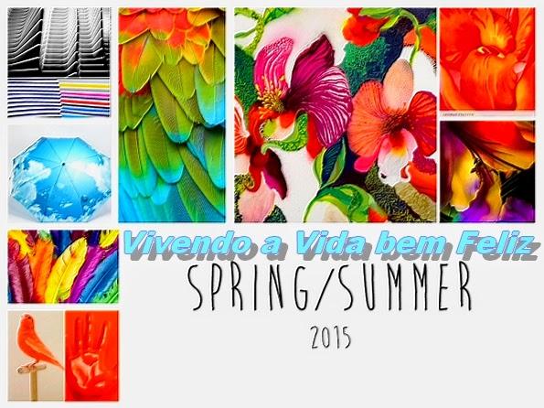 10 Tendências da Moda Primavera/Verão 2015: