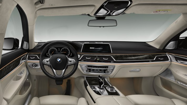 Wallpaper 3: BMW 7 Series