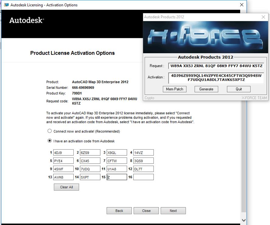 serial number autocad map 3d 2012 64 bit