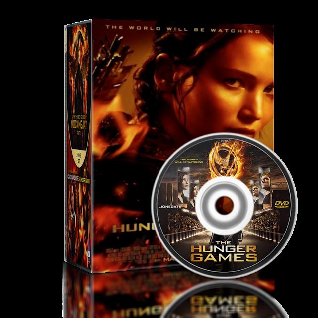 Trilogy Hunger Games Trilogia Juegos Del Hambre-2016 HQ-1080p-Mp4