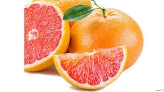 gambar buah limau gedang