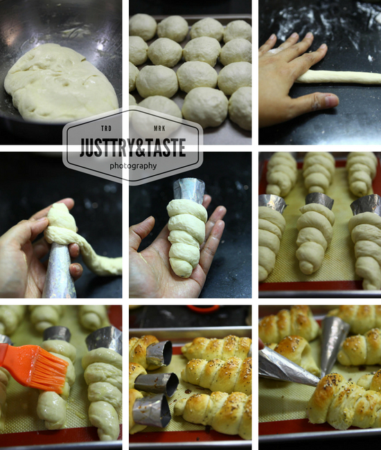 Resep Roti Cone JTT