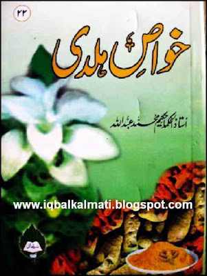 Khawas e Haldi Turmeric Benefits Booklet in Urdu