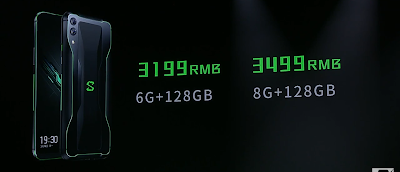 Xiaomi Black Shark 2 Phone Price