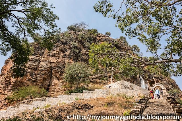 Agastya Cave at Yaganti