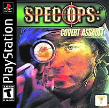 Free Download Spec Ops - Covert Assault PSX ROM PC Games Untuk Komputer & Android Full Version - ZGASPC
