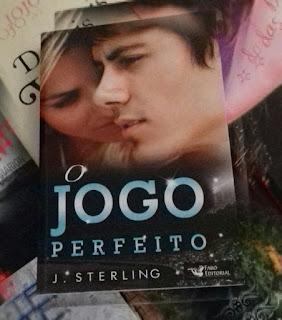o jogo perfeito, the game series, resenha, sem spoilers, j. sterling