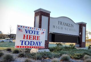 Election Information for Franklin 2018