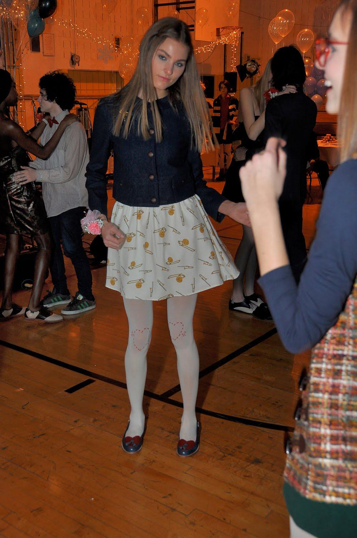Fashionably Petite Rachel Antonoff Autumn Winter 2011